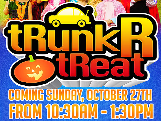 2019 Trunk R Treat Halloween Event